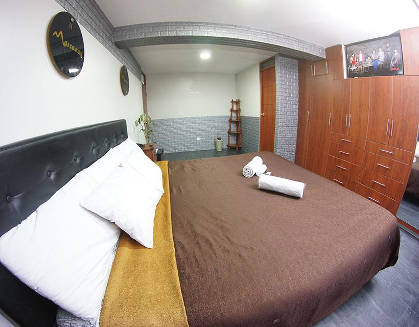 habitacion familiar hotel marcanay