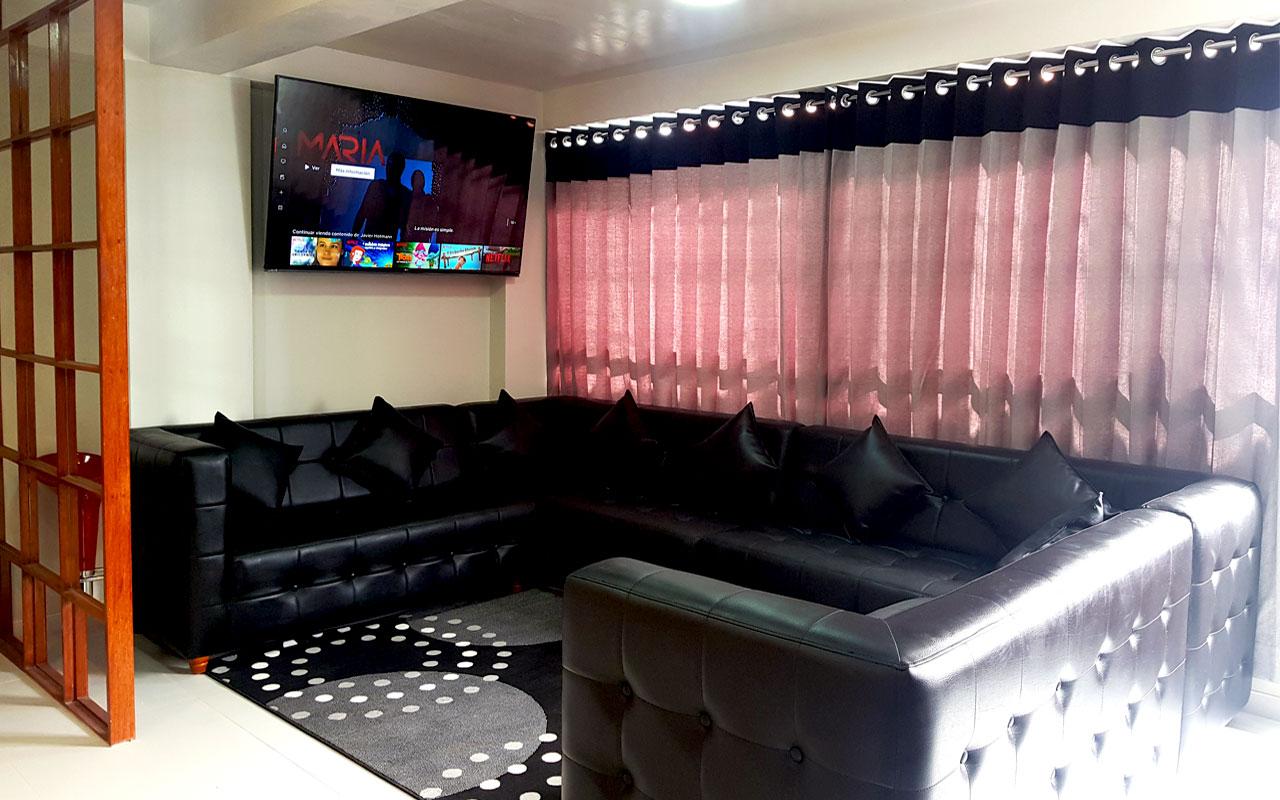 hotel marcanay interior